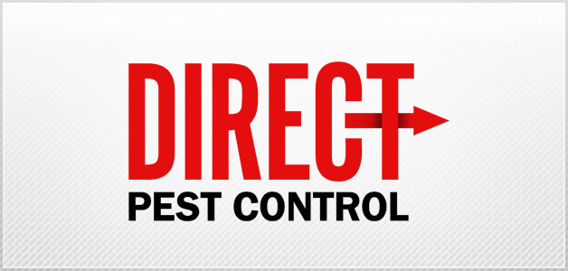 The Direct Pest Control logo